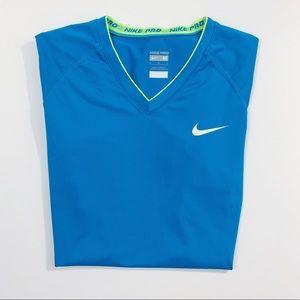 Nike Pro Dri Fit Running Shirt Medium
